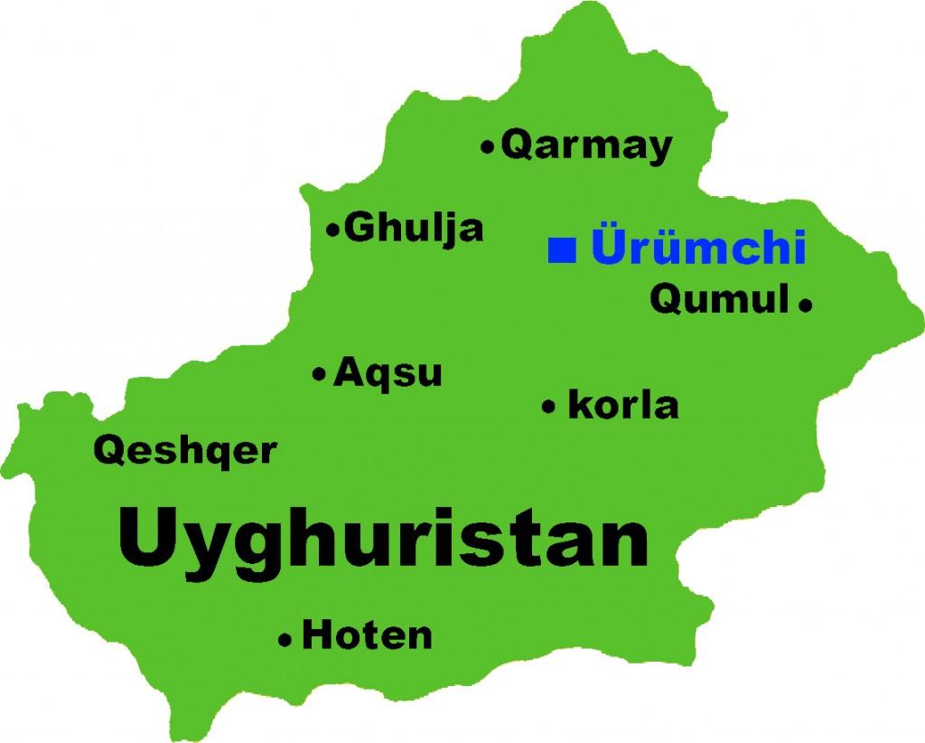 uyghuristan